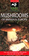 Mushrooms of Britan and Europe