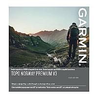 Topo Premium 1 v3 - Sørvest 1:20 000