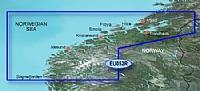 BlueChart g2 - Sognefjorden-Trondheimsfjorden