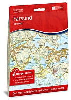 Farsund 1:50 000