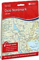 Oslo Nordmark 1:50 000