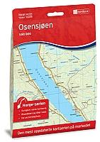 Osensjøen 1:50 000