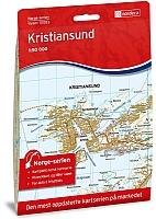 Kristiansund 1:50 000