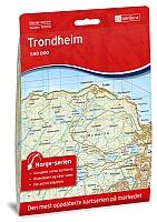 Trondheim 1:50 000