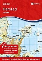 Harstad 1:50 000
