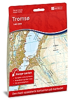 Tromsø 1:50 000