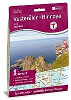 Vesterålen-Hinnøya nord