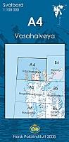 A4 Vasahalvøya 1:100 000