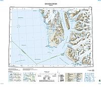 A6 Krossfjorden 1:100 000