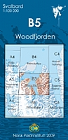 B5 Woodfjorden 1:100 000