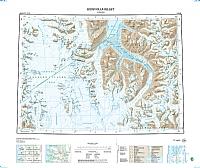 B6 Eidsvollfjellet  1:100 000