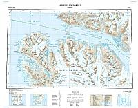 B11 Van Keulenfjorden 1:100 000