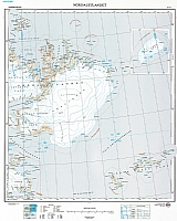 Nordaustlandet 1:500 000