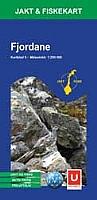Jakt og Fiskekart 5 - Fjordane