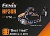 Fenix Hodelykt HP30R grå