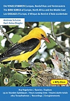 The Bird Songs of Europe, North-Africa & Near East