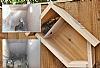 Fuglekasse kamera kit m/odd Box og foringsstasjon