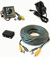 Overvåkings kamera kit