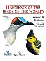 Handbook of the Birds of the World, vol. 12.