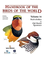 Handbook of the Birds of the World, vol. 14.