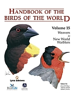 Handbook of the Birds of the World, vol. 15.