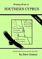 Finding Birds in Southern Cyprus