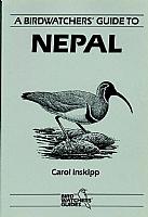 A Birdwatcher's Guide to Nepal