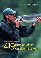 419 Norske lakse og sjøørretelver