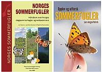 Norges sommerfugler & Opplev og utforsk sommerfugler