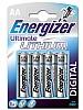 Energizer Ultim Lithium AA 4-p LR6