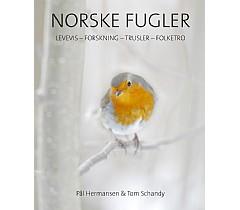 Norske fugler - Nyhet!