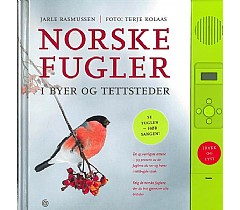 Norske Fugler - Ny høyttalerbok