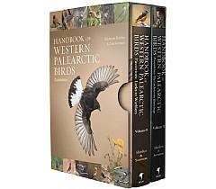 Handbook of Western Palearctic Birds