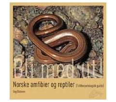 Norsk bok om amfiber og reptiler