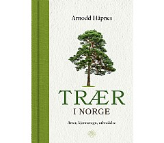 Trær i Norge - Ny bok